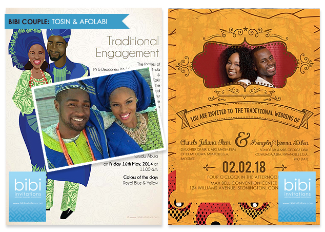 Traditional Wedding Invitation Templates: Bibi Invitations…Celebrating Culture & Style! Stand To Win