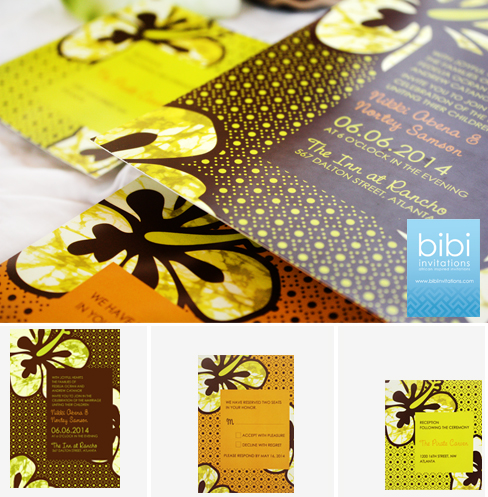 Bibi InvitationsCelebrating Culture Style Stand to Win a Free