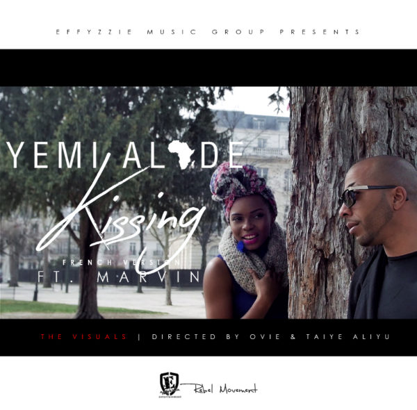 Yemi Alade - Kissing - BellaNaija - May - 2015