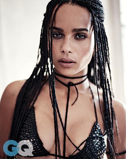 Zoe Kravitz for GQ Magazine - BellaNaija - May 2015004