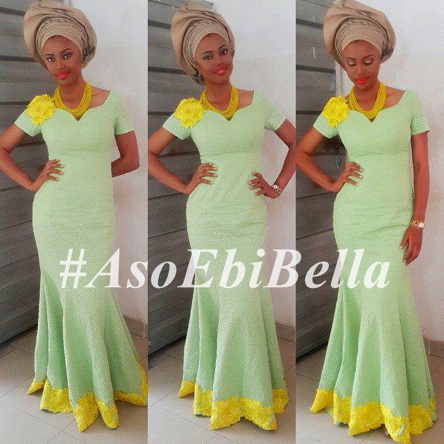 @annienadine_tm | Dress by @iamyoudiii