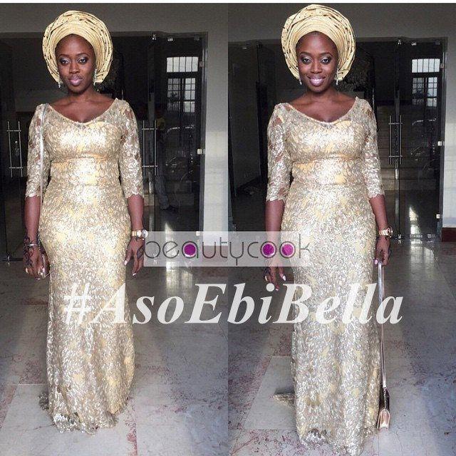 @beautycookstudio | Dress by @temiladyofkwamuhle