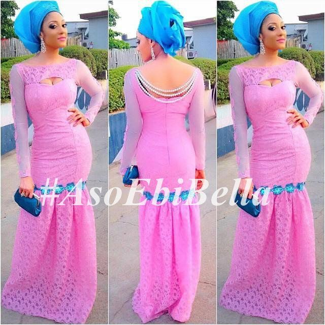 Wedding Digest Aso Ebi 2016   New Style for 2016-2017