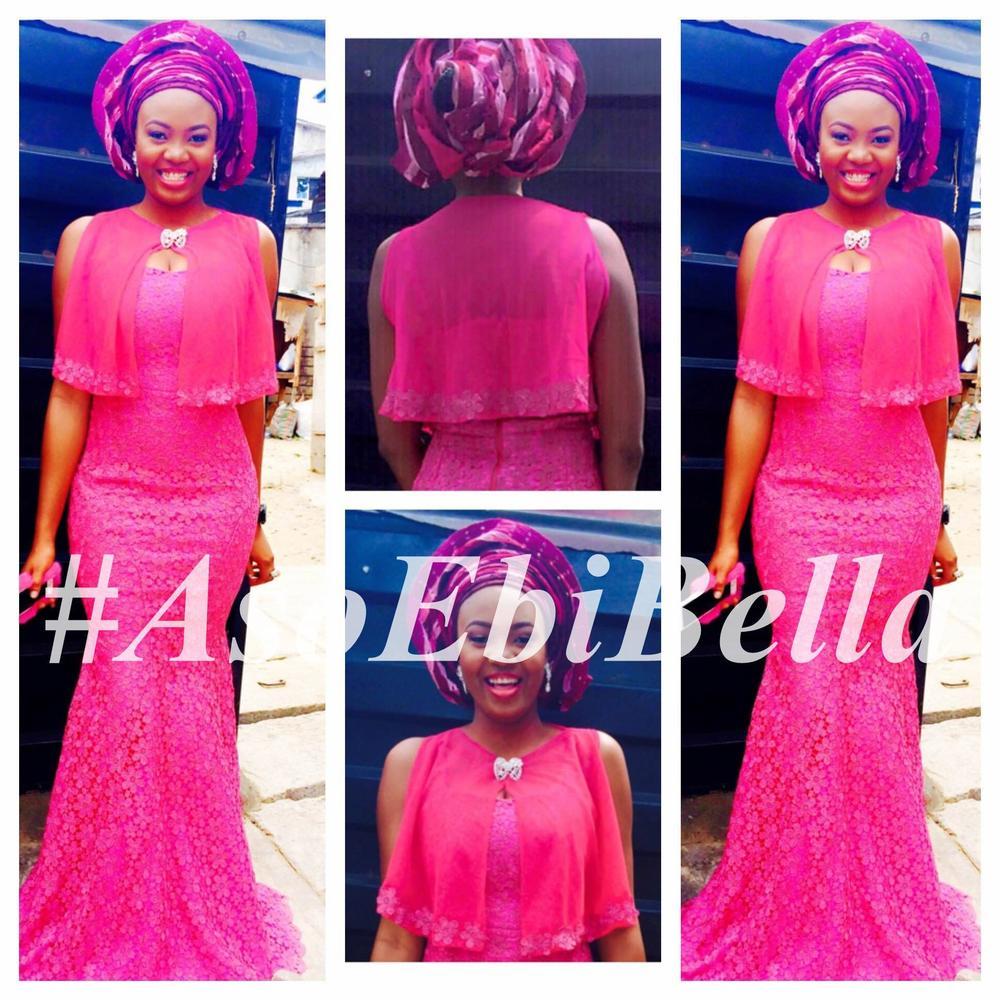 Asoebi Bella Ankara Styles 2016