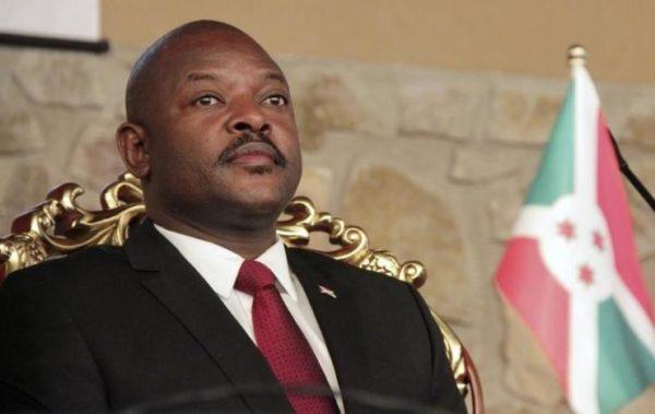 Burundi President Pierre-Nkurunziza
