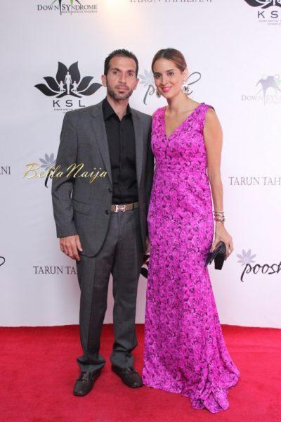 Jalal & Nicole Ghalayini