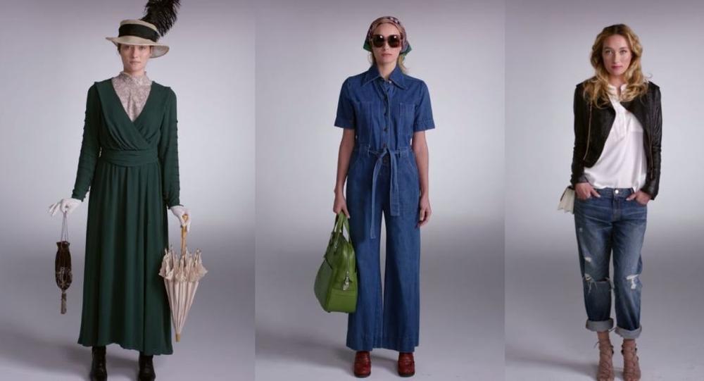 100 Years of American Fashion - BellaNaija - June2015