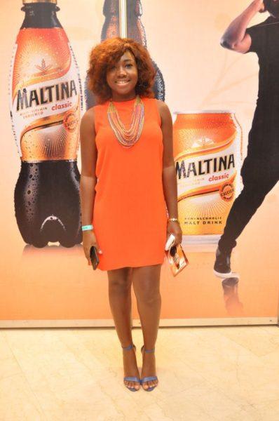 Phoebe Larry-Izamoje (Assistant Brand Manager, Maltina