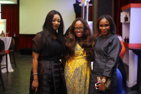 Aisha Igbinovia, Funke Bucknor-Obruthe & Lisa Folawiyo