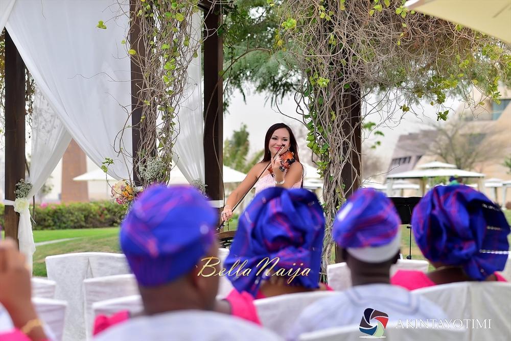 AkinTayoTimi & BellaNaija Weddings 2015 - Temitope & Temitope Dubai Nigerian Wedding-Raffles Hotel-DSC_3134