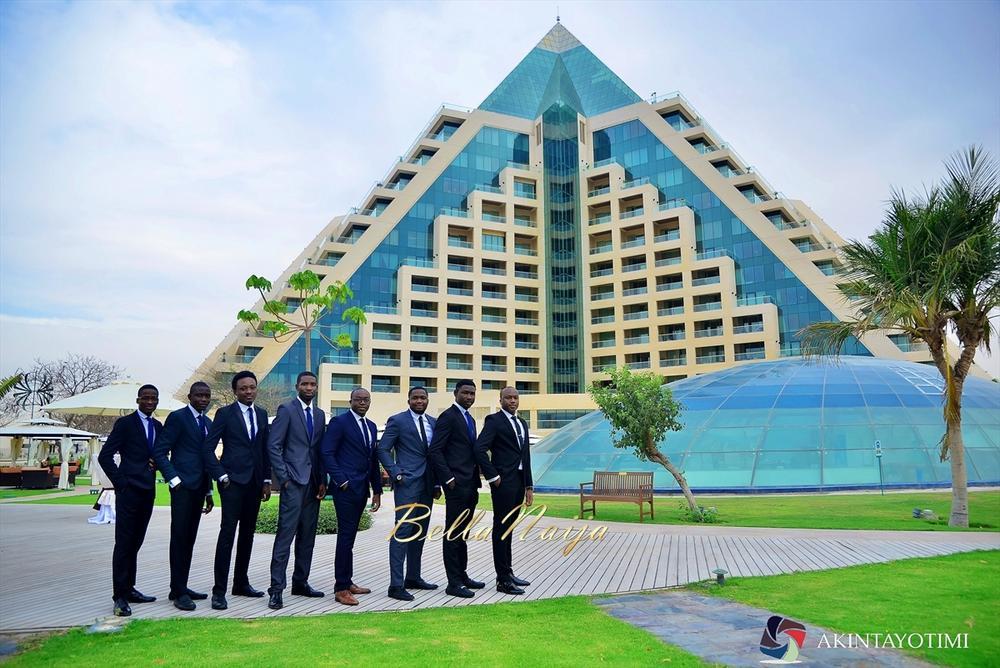 AkinTayoTimi & BellaNaija Weddings 2015 - Temitope & Temitope Dubai Nigerian Wedding-Raffles Hotel-DSC_5727