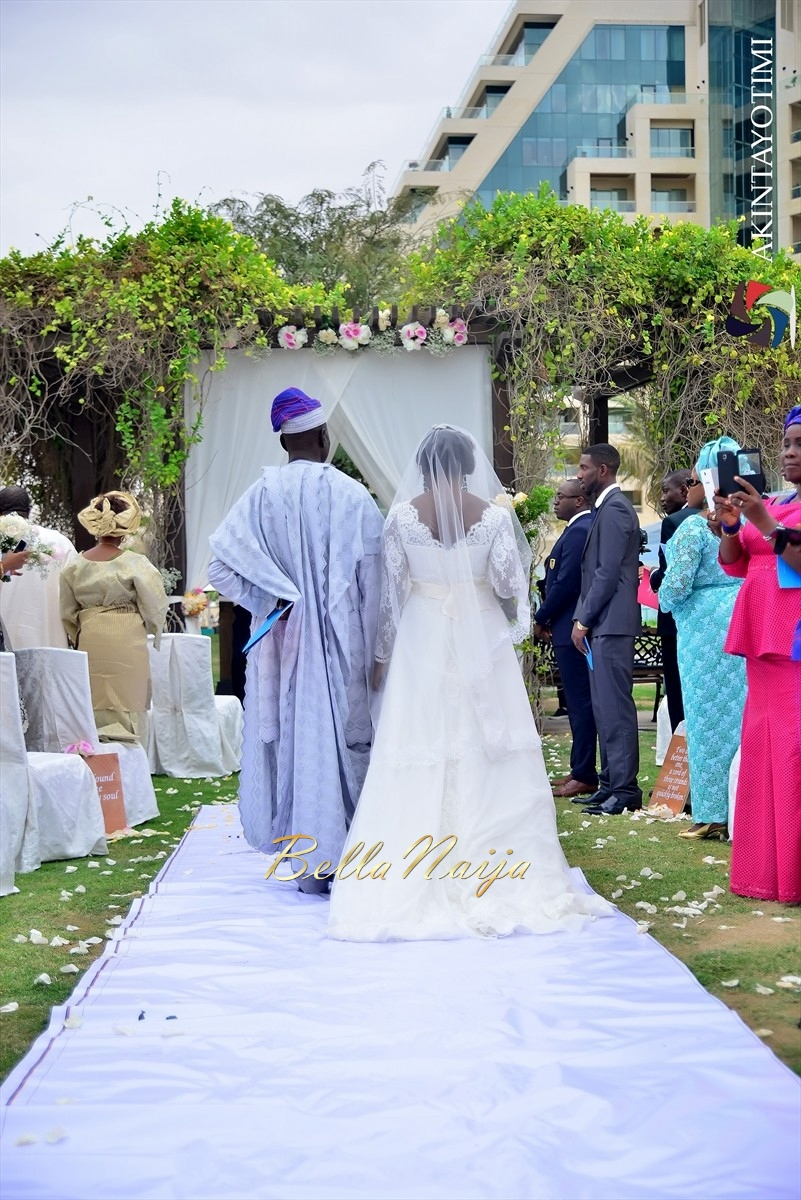 AkinTayoTimi & BellaNaija Weddings 2015 - Temitope & Temitope Dubai Nigerian Wedding-Raffles Hotel-DSC_5795