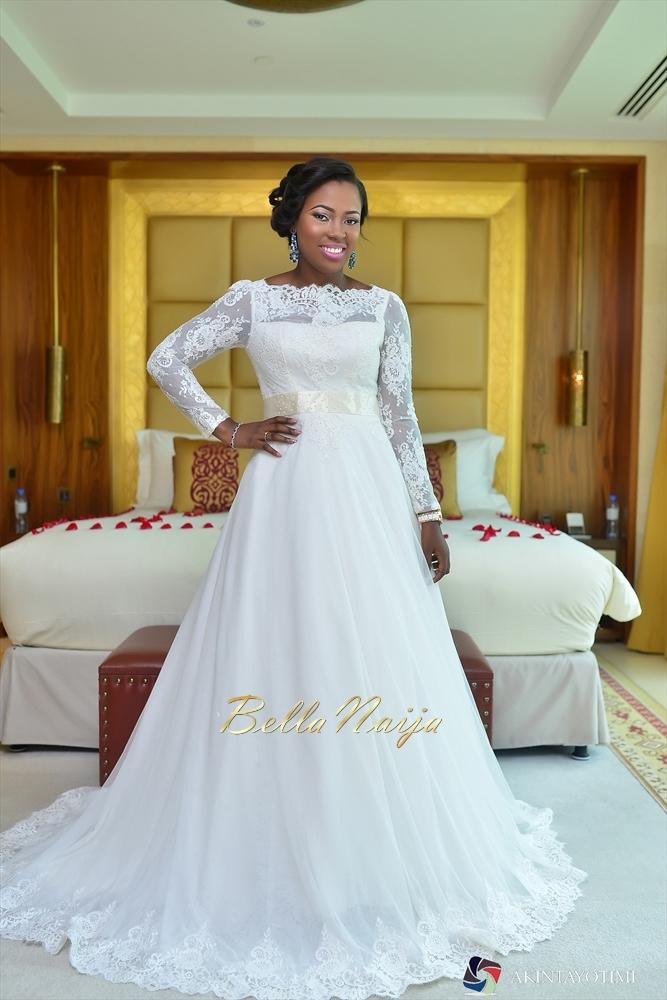 AkinTayoTimi & BellaNaija Weddings 2015 - Temitope & Temitope Dubai Nigerian Wedding-Raffles Hotel-DSC_5803
