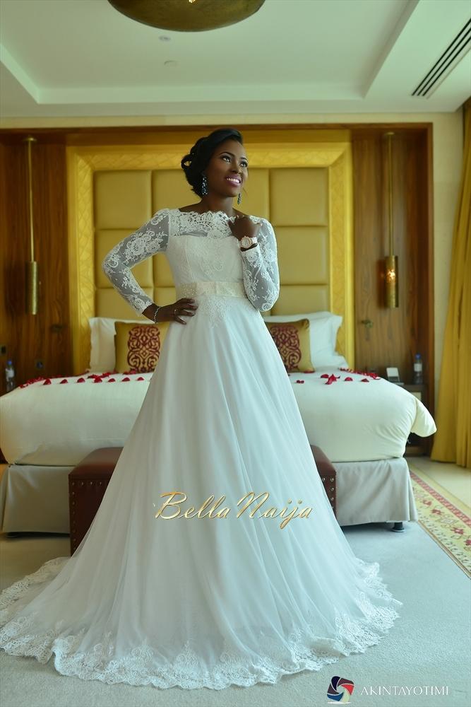 AkinTayoTimi & BellaNaija Weddings 2015 - Temitope & Temitope Dubai Nigerian Wedding-Raffles Hotel-DSC_5824