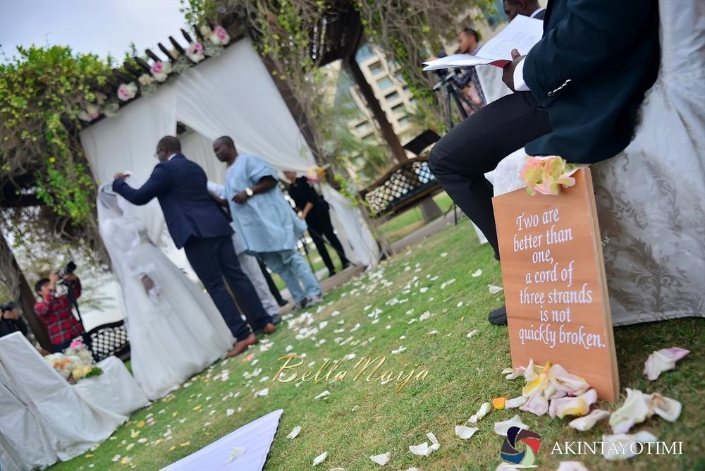 AkinTayoTimi & BellaNaija Weddings 2015 - Temitope & Temitope Dubai Nigerian Wedding-Raffles Hotel-DSC_5829