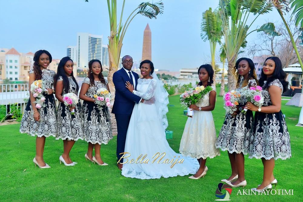AkinTayoTimi & BellaNaija Weddings 2015 - Temitope & Temitope Dubai Nigerian Wedding-Raffles Hotel-DSC_6410