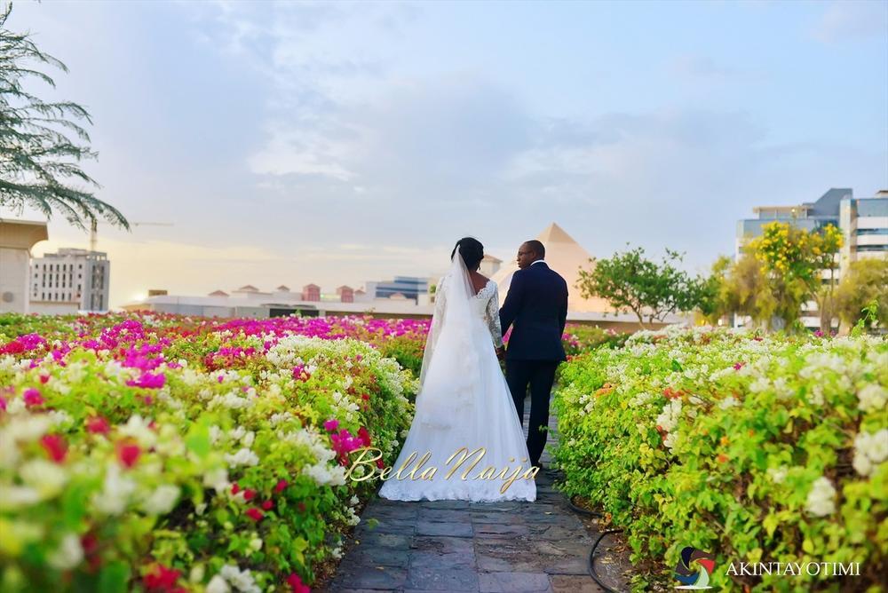 AkinTayoTimi & BellaNaija Weddings 2015 - Temitope & Temitope Dubai Nigerian Wedding-Raffles Hotel-DSC_6423