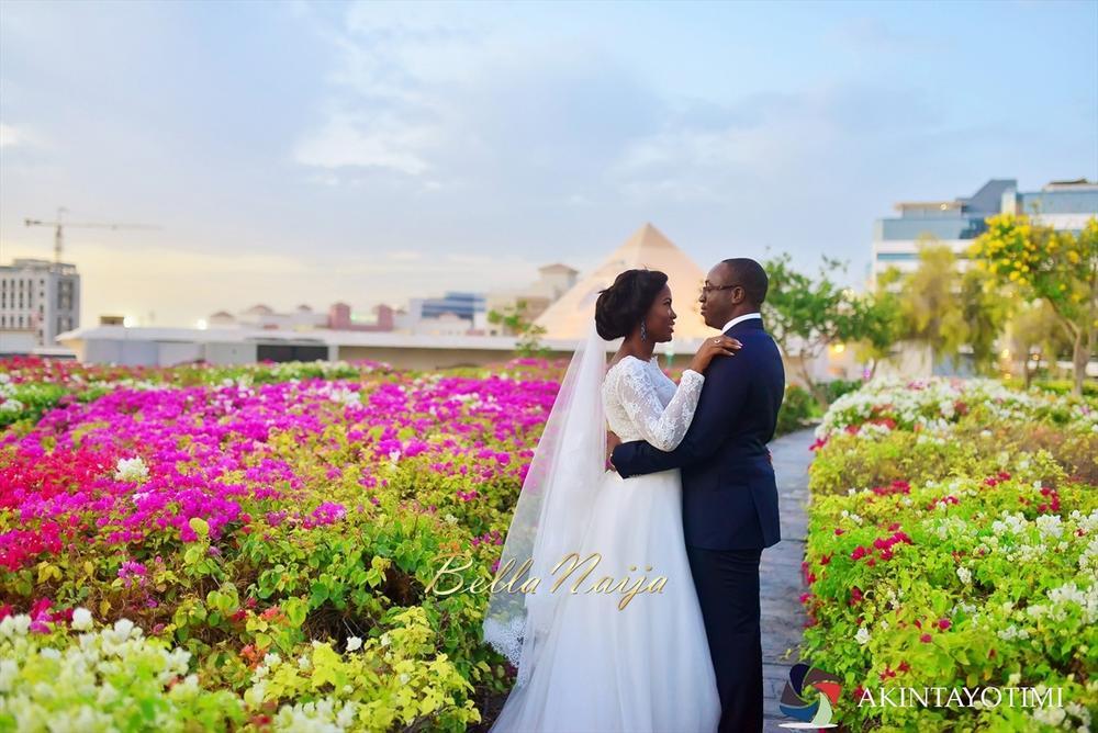 AkinTayoTimi & BellaNaija Weddings 2015 - Temitope & Temitope Dubai Nigerian Wedding-Raffles Hotel-DSC_6431
