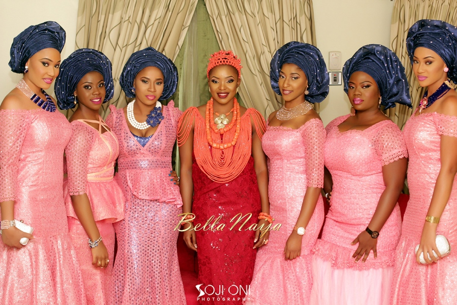 Aloaye & Tunde Yoruba Wedding in Lagos, Nigeria - BellaNaija 2015-002