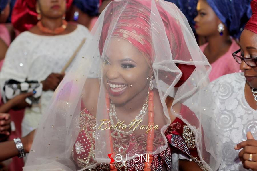 Aloaye & Tunde Yoruba Wedding in Lagos, Nigeria - BellaNaija 2015-007