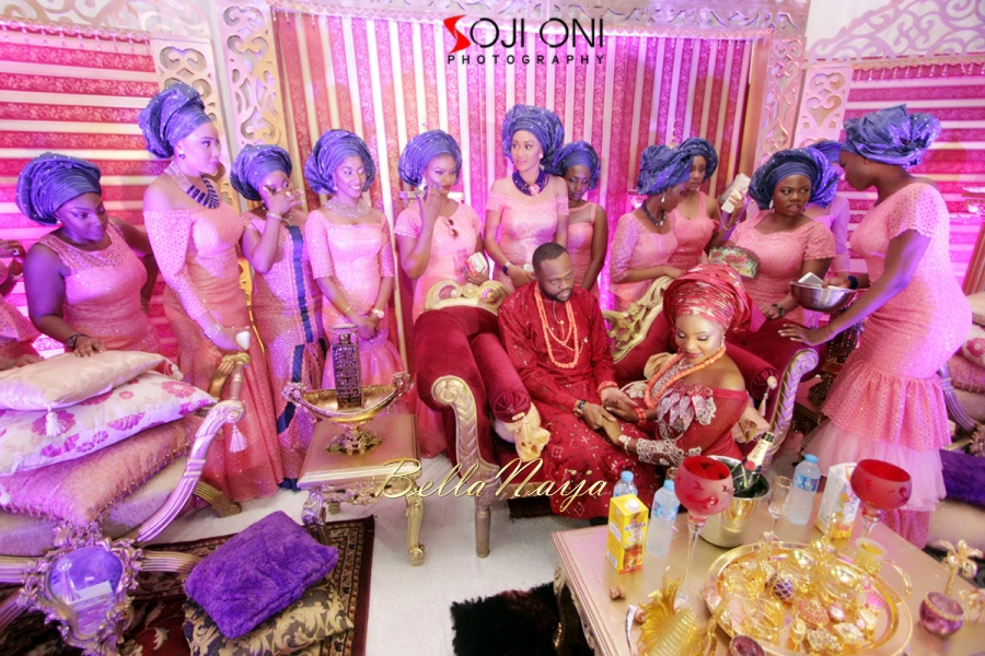 Aloaye & Tunde Yoruba Wedding in Lagos, Nigeria - BellaNaija 2015-010