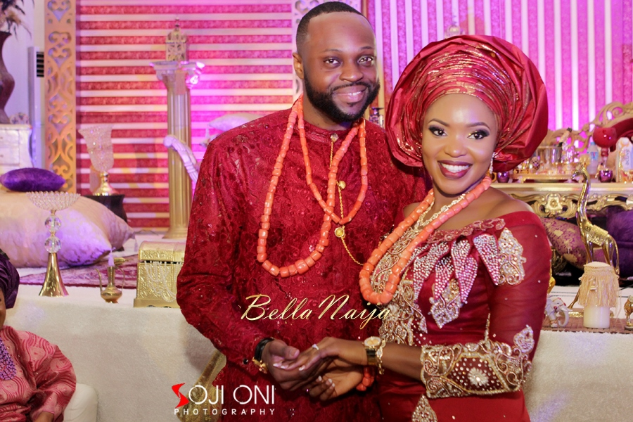 Aloaye & Tunde Yoruba Wedding in Lagos, Nigeria - BellaNaija 2015-013