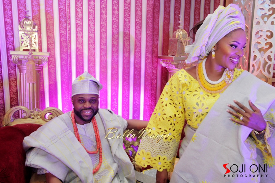 Aloaye & Tunde Yoruba Wedding in Lagos, Nigeria - BellaNaija 2015-021