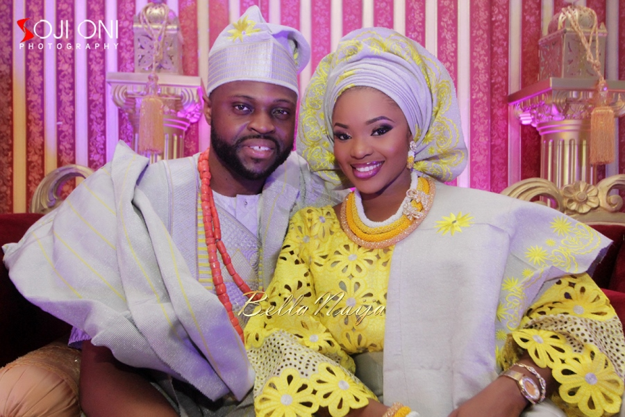 Aloaye & Tunde Yoruba Wedding in Lagos, Nigeria - BellaNaija 2015-022