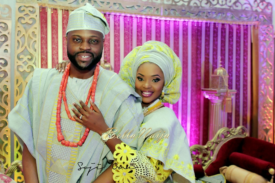 Aloaye & Tunde Yoruba Wedding in Lagos, Nigeria - BellaNaija 2015-024