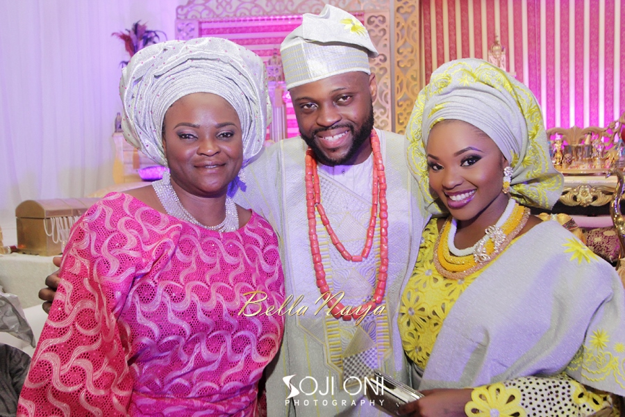 Aloaye & Tunde Yoruba Wedding in Lagos, Nigeria - BellaNaija 2015-025