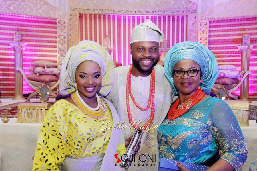 Aloaye & Tunde Yoruba Wedding in Lagos, Nigeria - BellaNaija 2015-026