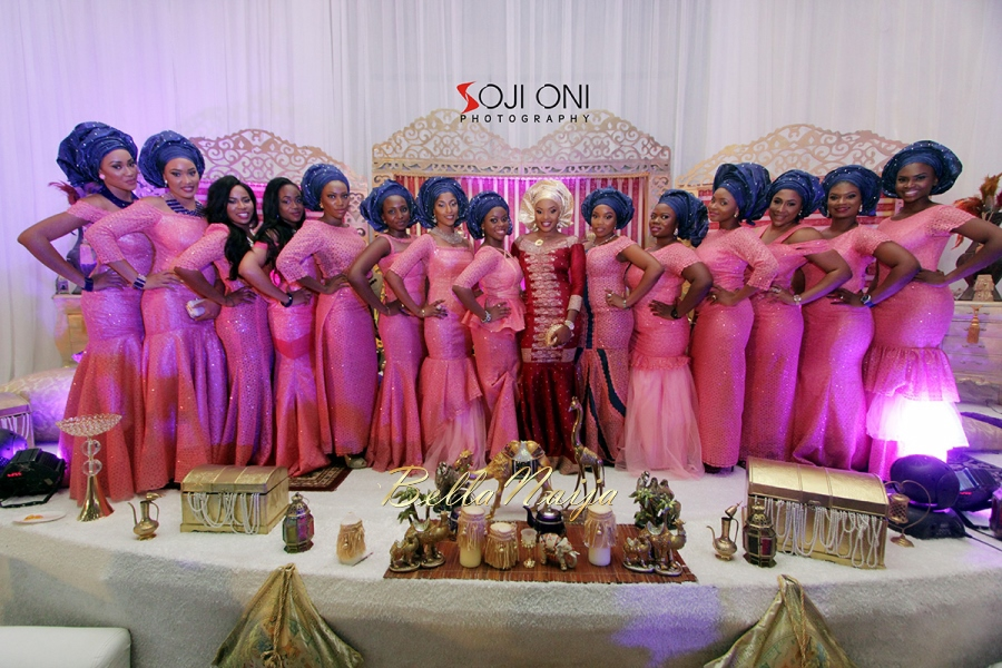 Aloaye & Tunde Yoruba Wedding in Lagos, Nigeria - BellaNaija 2015-027