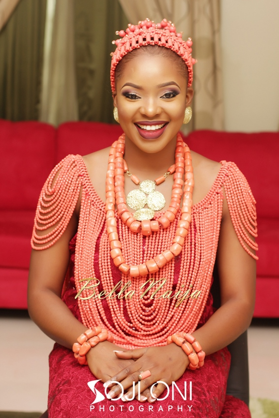 Aloaye & Tunde Yoruba Wedding in Lagos, Nigeria - BellaNaija 2015003