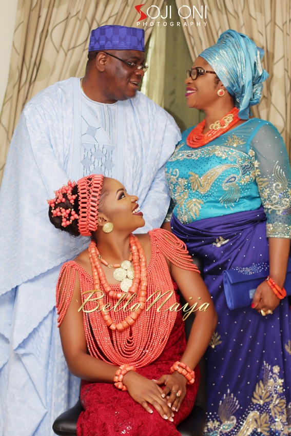 Aloaye & Tunde Yoruba Wedding in Lagos, Nigeria - BellaNaija 2015005