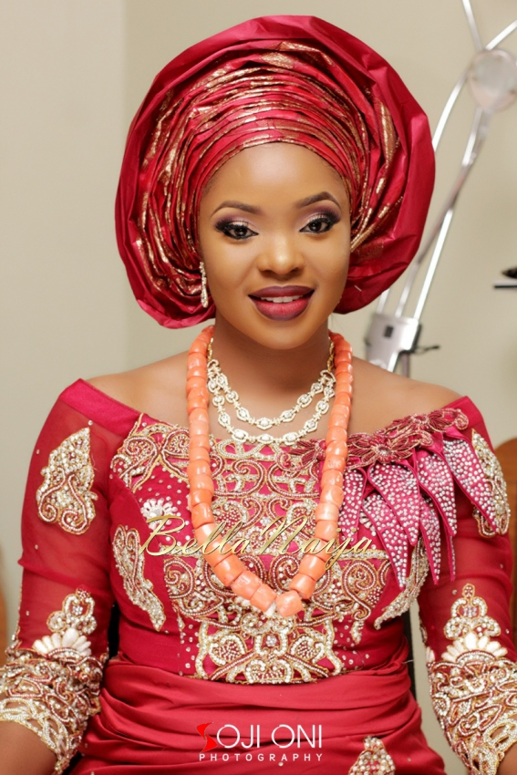 Aloaye & Tunde Yoruba Wedding in Lagos, Nigeria - BellaNaija 2015009