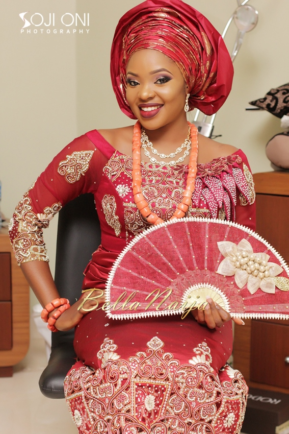 Aloaye & Tunde Yoruba Wedding in Lagos, Nigeria - BellaNaija 2015010