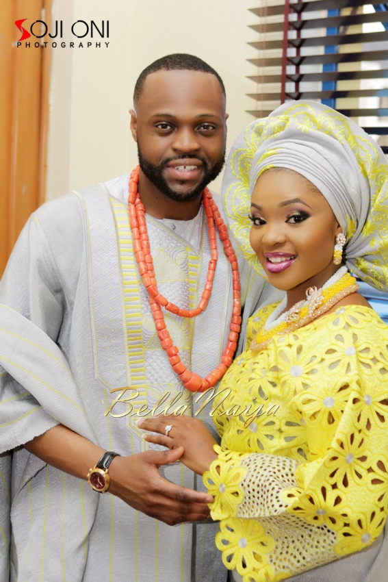Aloaye & Tunde Yoruba Wedding in Lagos, Nigeria - BellaNaija 2015018