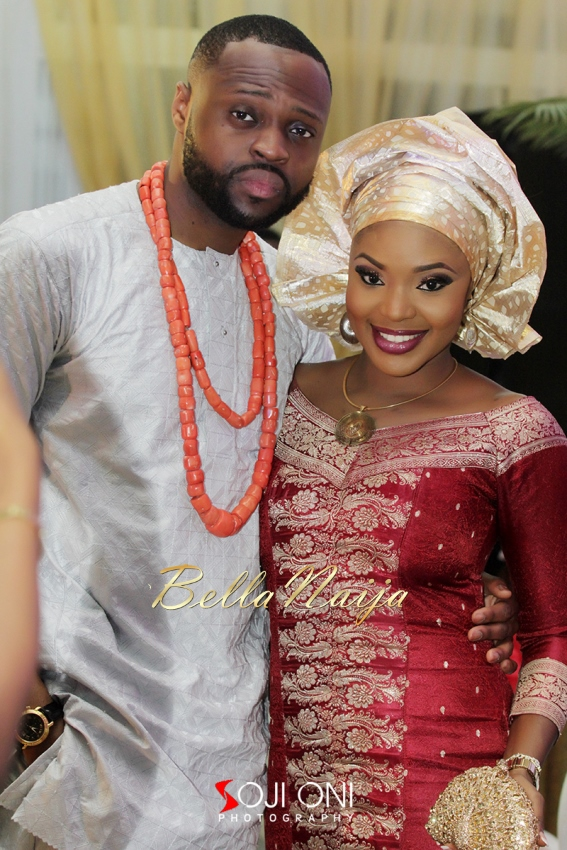 Aloaye & Tunde Yoruba Wedding in Lagos, Nigeria - BellaNaija 2015021