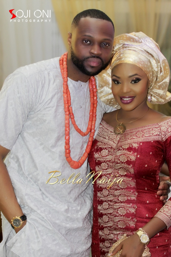 Aloaye & Tunde Yoruba Wedding in Lagos, Nigeria - BellaNaija 2015022