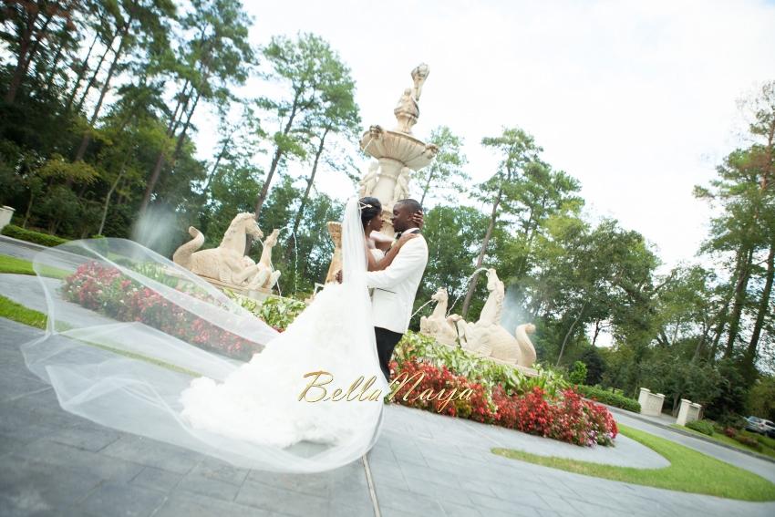 Amy Ogbonnaya & Charles Azih - Igbo Nigerian Wedding in Chateau Cocomar, Texas, USA - BellaNaija-A&C_0490