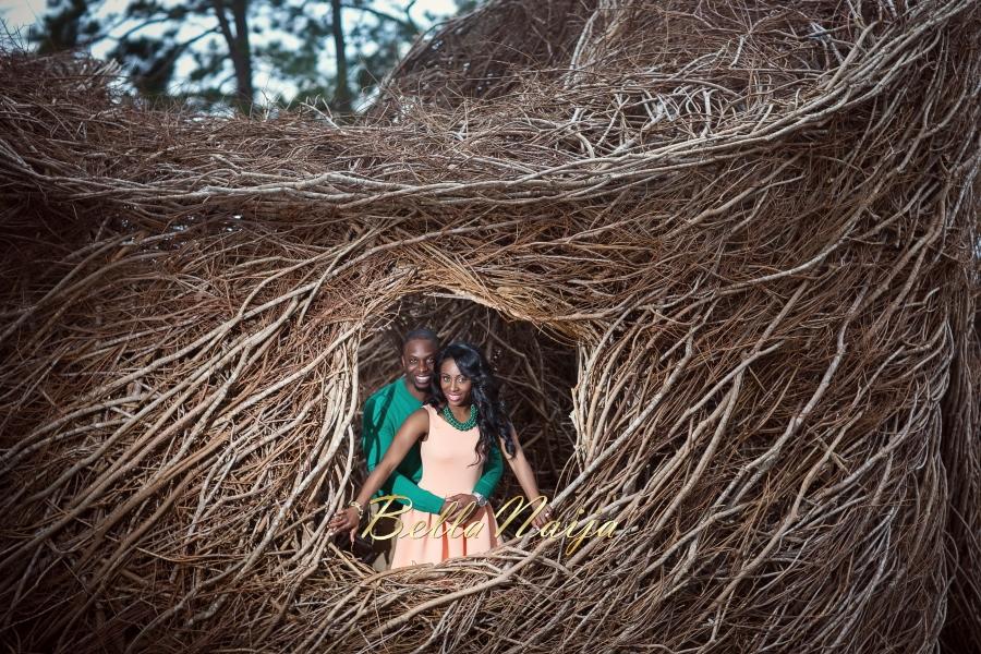 Amy Ogbonnaya & Charles Azih - Igbo Nigerian Wedding in Chateau Cocomar, Texas, USA - BellaNaija-eng-11