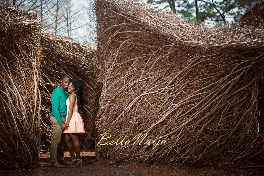 Amy Ogbonnaya & Charles Azih - Igbo Nigerian Wedding in Chateau Cocomar, Texas, USA - BellaNaija-eng-20