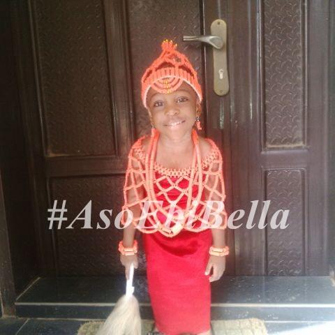 Anjolaoluwa-aso ebi, asoebi
