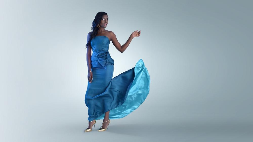 Athena Bride Lagos Evening Wear & Bridesmaid Collection - BellaNaija - June2015