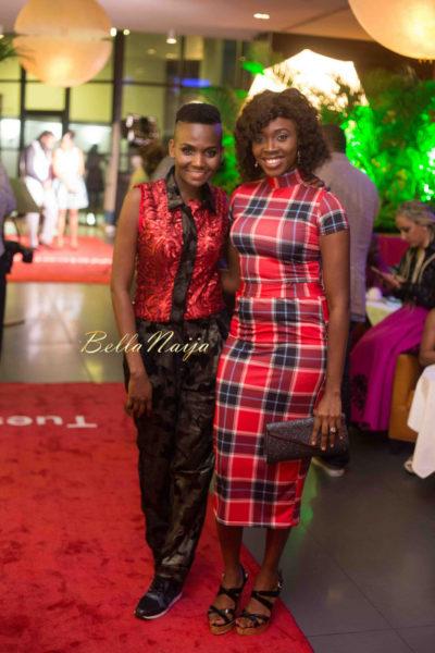 Ayo Elizabeth Olaogun & Ariyike Akinbobola