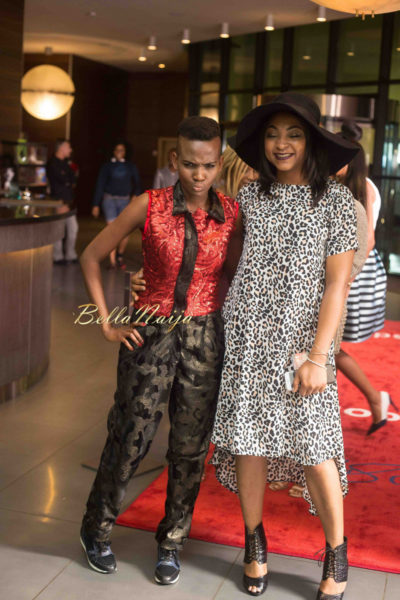 Ayo Elizabeth Olaogun & Sharon Ojong