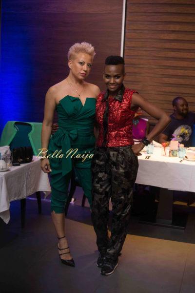Ayo Elizabeth Olaogun & Ilona Pinka