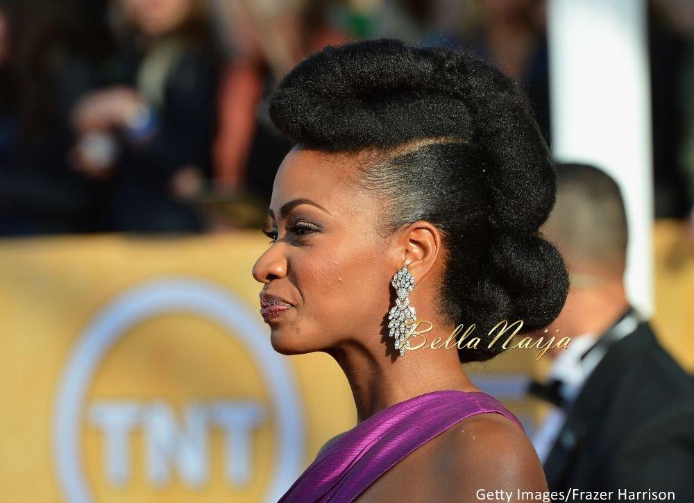BN Beauty Teyonah Parris Natural Hair Inspiration - Bellanaija - June2015001 (1)