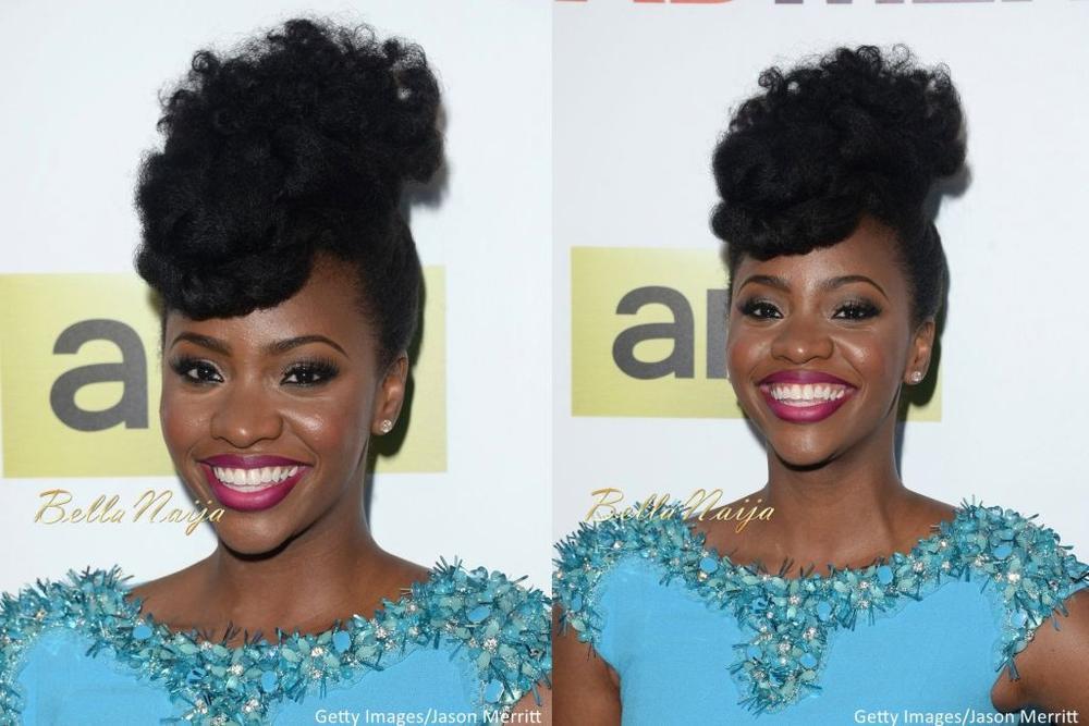 BN Beauty Teyonah Parris Natural Hair Inspiration - Bellanaija - June20150010