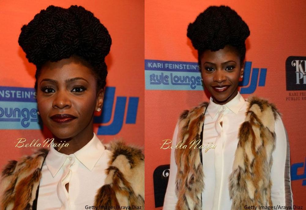 BN Beauty Teyonah Parris Natural Hair Inspiration - Bellanaija - June20150011